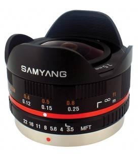 SAMYANG 7.5MM F3.5 UMC FISH EYE MICRO 4/3