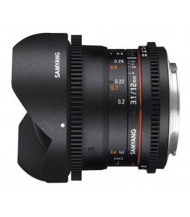 SAMYANG 12MM T3.1 ED AS NCS  VDSLR  SONY E  SONY E