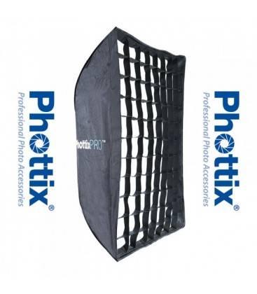 PHOTTIX PRO EASY UP PARAGUA SOFTBOX 60X90CM