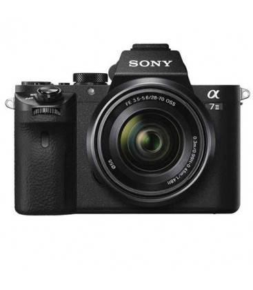 SONY ALPHA A7II + FE 28-70mm f/3,5-5,6 OSS