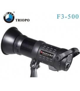 PROFESSIONAL FLASH TRIOPO F3-500W WITH CONTROL