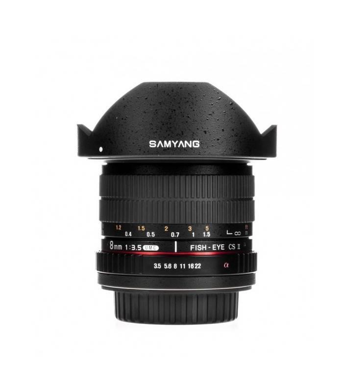 Samyang VDSLR Kit de Lentes para Sony FE para c/ámara/ /Negro