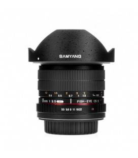 SAMYANG 8mm T3.8 V-DSLR UMC CSII FOR FUJI
