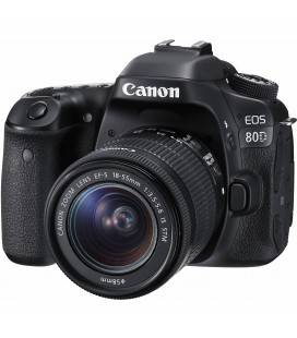 CANON EOS 80D + KIT 18-55MM IS STM + FREE DSLR BAG