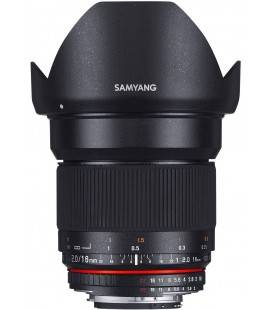 SAMYANG 16MM F2.0 ED AS UMC CS (NIKON)