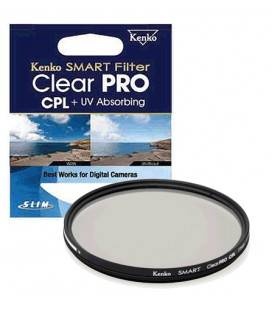 KENKO CLEAR FILTER PRO CPL+ UV 77MM