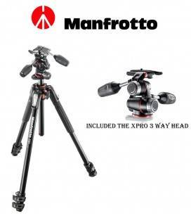 TREPPIEDE MANFROTTO MK190XPRO3-3W