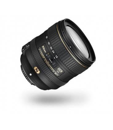 NIKON AF-S DX 16-80mm f/2.8-4E ED VR VR