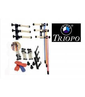 TRIOPO 3 WALL BOTTOM MOUNTING ROLLER (20230)