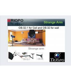 TRIOPO FOREIGN ARM TYPE CREST(ROOF) OB-32-1
