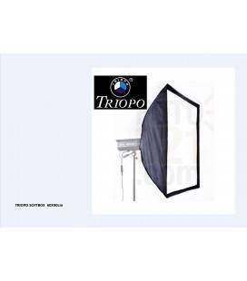 TRIOPO SOFTBOX 60 X  90cm CON ADAPT. BOWENS