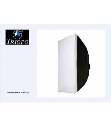 TRIOPO SOFTBOX 70 X 100cm CON ADAPT. BOWENS