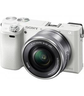 Sony A6000 con 16-50MMM (argento)