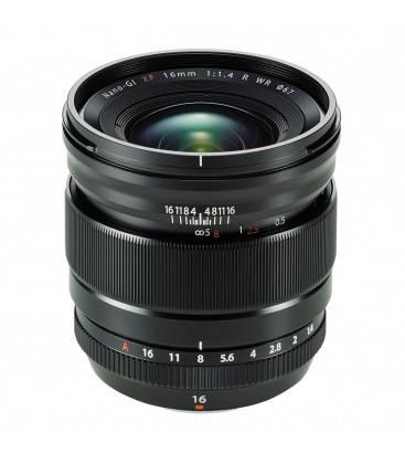 FUJIFILM FUJINON XF 16mm F1.4 R WR WR