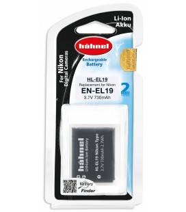 HAHNEL BATTERY HL-EL19 (REPLACES NIKON EN-EL19)