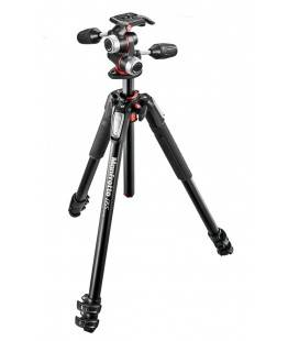 MANFROTTO TRIPOD WITH KNEECAP MK055 PRO3-3W