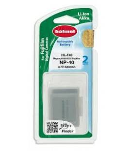 HAHNEL BATTERY HL-F40 (REPLACES FUJIFILM NP40)