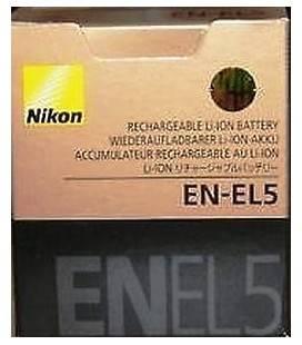 NIKON BATERIA EN-EL5 ORIGINAL