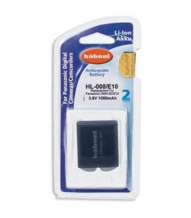 HAHNEL BATTERY HL-008 (REPLACES PANASONIC DMW-BCE10)