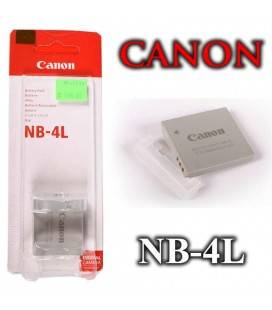 CANON ORIGINAL BATTERIE NB-4L