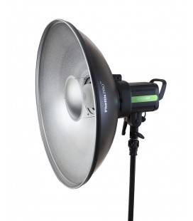 PHOTTIX BEAUTY DISH PRO MARK II (ARGENT) 51CMS.