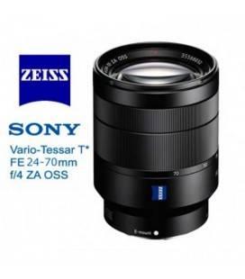 SONY  SEL-2470Z  ZEISS Vario-Tessar® T* 24-70 mm F4 ZA OSS