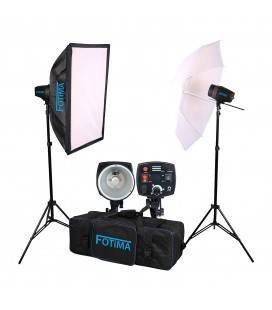 FOTIMA STUDIO FLASH KIT FTF-160