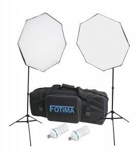 FOTIMA STUDIO FLASH KIT FTF-150