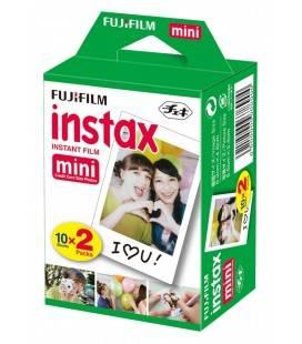 FUJIFILM INSTAX MINI (PELICULA INSTANTANEA0 )2PK X 10