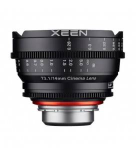 SAMYANG XEEN  14mm T3.1 FF CINEMA PL FOR CANON