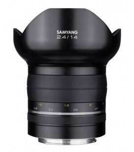 SAMYANG XP 14MM F/2.4 FOR CANON EF