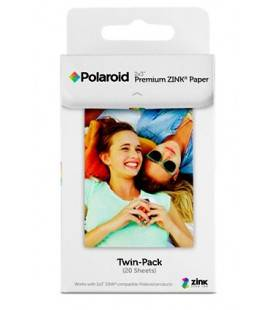 POLAROID PAPIER PHOTO 2X3 INCH PREMIUM ZINK