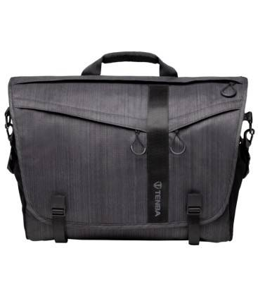 TENBA BOLSA MESSENGER DNA15 (GRAFITO)