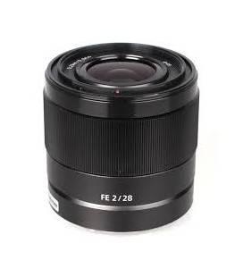 SONY OBJETIVO FE 28 mm F2
