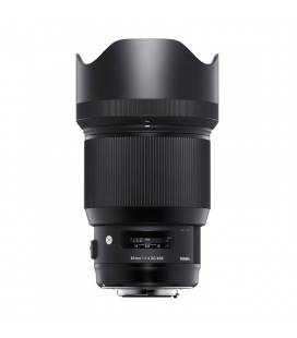 SIGMA OBJECTIVE 85MM F1.4 DG HSM ART FOR CANON