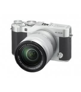 FUJIFILM X-A3 + XC 16-50mm SILVER