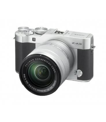 FUJIFILM X-A3 + XC 16-50mm ARGENT