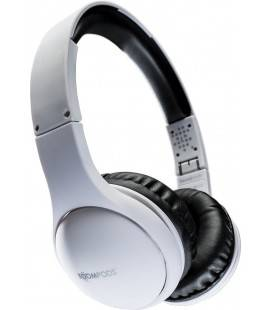 BOOMPODS HEADPOD MIFI HEADPHONE WHITE WITH MICRO AND SLEEVE