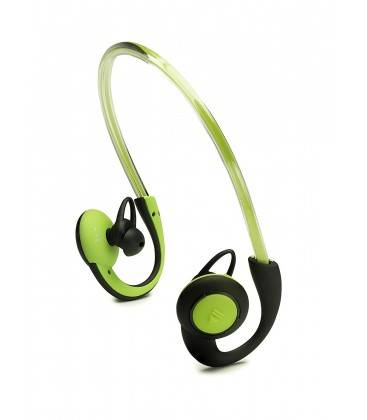 BOOMPODS HEADSET SPORTPODS GREEN VISION
