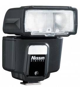 NISSIN FLASH i40 MICRO QUATTRO TERZI OLIMPUS-PANASONIC di NISSIN FLASH i40 MICRO FOUR TERTIES OLYMPUS-PANASONIC