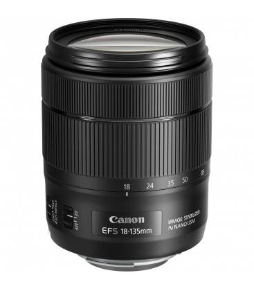 CANON EF-S 18-135 mm NANO USM (OBJECTIVE OF A KIT - WITHOUT BOX)