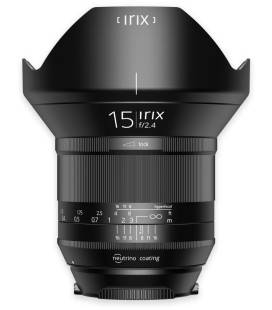IRIX OBJETIVO GRAN ANGULAR  15mm f/2.4  BLACKSTONE  PARA CANON