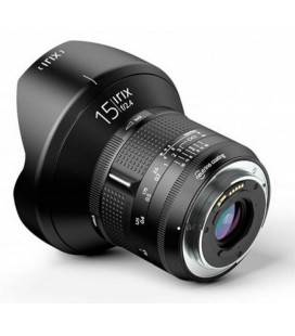 IRIX OBJECTIF  15mm f/2.4  FIREFLY LARGE ANGULAR FOR CANON