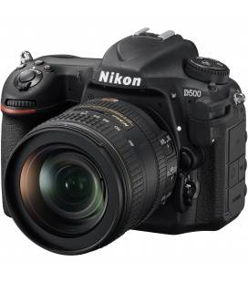 NIKON D500 KIT + Objetivo AF-S DX 16-80mm F2.8-4 ED VR