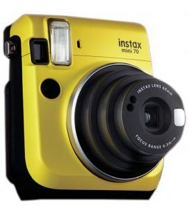 FUJIFILM INSTAX MINI 70 (YELLOW) + 10 PHOTOS