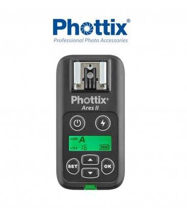 PHOTTIX EMISOR ARES II (FLASH COMPACTO)