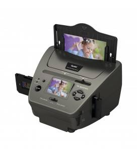 ROLLEI PDF-S 340 SCAN DEVICES/PHOTOS 2600dpi SCREEN 2,4