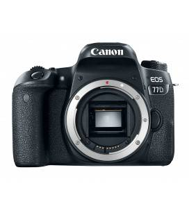 CANON EOS 77D BODY (EN KIT BOX) + ENTRETIEN GRATUIT 1 AN VIP SERPLUS CANON