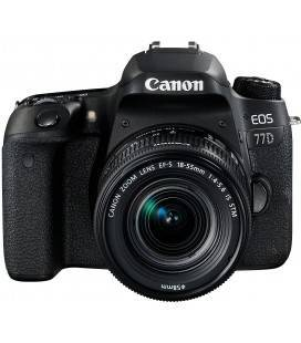 CANON EOS 77D + EFS 18-55 IS STM