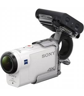 SONY SPORT VIDEO CAMERA  4K FDR-X3000R + FINGER GRIP AKA-FGP1